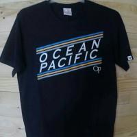 Kaos/T-Shirt/Baju SURFING OCEAN PACIFIC