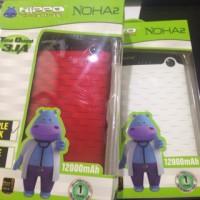 harga Hippo Powerbank NOHA 2 12.000 mAh | Value Pack Tokopedia.com