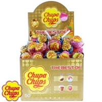 Chupa Chups permen lolipop cupacup manis lolly coklat hisap emut