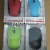 mouse wireless genius nx7000 blue eye