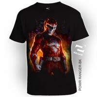 harga Power Rangers Ukuran Anak, Kaos 3d By Square Tokopedia.com