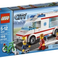 LEGO 4431 CITY Ambulance