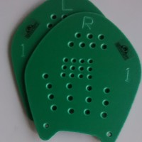 Jual Hand Paddle Renang Aqausportz Size M Murah