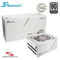 PSU Seasonic Snow Silent 750W / 80Plus Platinum / Full Modular / Full Range