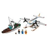 Lego Coast Guard Plane - 60015
