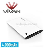 harga Powerbank Vivan B4 4000mAh ORIGINAL Tokopedia.com