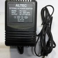 harga Adaptor untuk Speaker Active Altec Lansing Tokopedia.com