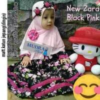 Zara Kids / Gamis Anak / Baju Muslim Anak / Kids /