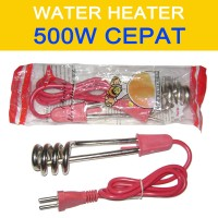 Harga water heater elemen pemanas air listrik 500w cepat | Hargalu.com