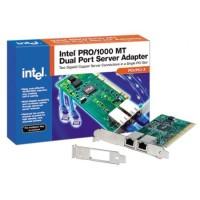 Intel Pro PCIe 1000 PT 2 Port Gigabit Server - EXPI9402PT