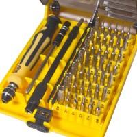 Obeng / Jackly 45 in 1 Precision Screwdriver Repair Tool Kit