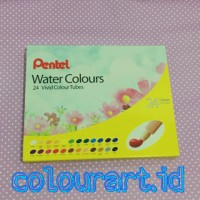 Pentel Water Colour HTP-24