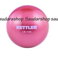 Toning Ball Kettler 1.5kg / Toning Ball Kettler Murah