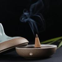 Dupa Aromaterapi Gaharu Cendana Kalimantan / Cone Kerucut / Agar Wood