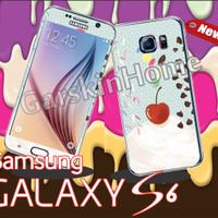Premium Garskin custom Samsung s6, & macam tipe hp lainnya