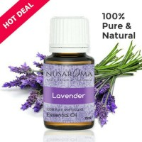10ml - Lavender Essential Oil 100% pure and natural