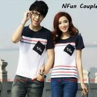 Kaos couple Kekinian | Fashion couple Populer | NFUN