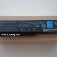 Baterai Laptop Toshiba PA3817 Original New