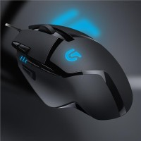 Gaming Mouse Logitech G402 Hyperion Fury G 402 - Hyper Game Resmi ASLI