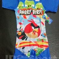 Baju Renang Diving Anak Angry Bird 2