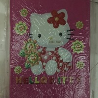 Buy 1 Get 1 Free Sarung gambar P3100 P6200 Hello Kitty Pink