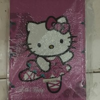 Buy 1 Get 1 Free Sarung gambar P3100 P6200 Hello Kitty Pink Tua