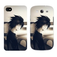 Casing / Case Hp Anime Death Note 1 Untuk SAMSUNG/IPHONE/ASUS/DLL