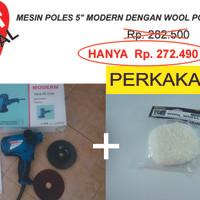 harga Paket Mesin Poles 5