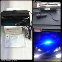 Federal Signal Viper S2 Strobo 18 Mode Super Bright2