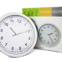 jam dinding brangkas / hidden safe wall clock