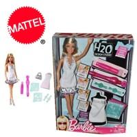 Barbie H2O Design Studio W1598 Doll - Bisa Di Gambar Bajunya