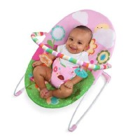 Vibrate Bouncer Bright Star bouquet