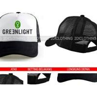Topi distro greenlight keren