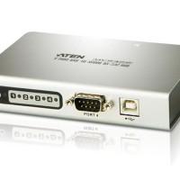 ATEN UC2324, 4-Port USB-to -Serial RS-232 Hub