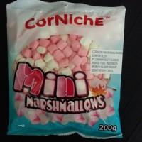 Corniche Mini Assorted Marshmallow 200 Gram