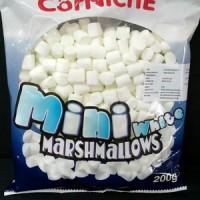 Corniche Mini White Marshmallow 200 Gram