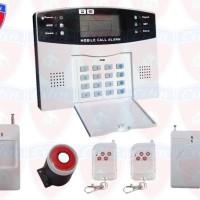 Gsm Alarm LCD Perangkat Keamanan