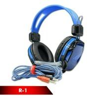 Headset Warwolf R1