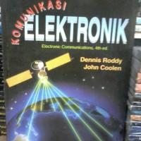 Harga komunikasi elektronik jl 1 | WIKIPRICE INDONESIA