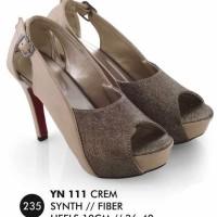 Jual Pump High Heels Shoes / Sepatu Pesta Branded Everflow 235 Murah