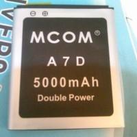 harga Baterai Cross/evercoss A7d Double Power Merk Mcom Tokopedia.com