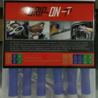 Screwdriver Set 11pc Grip On