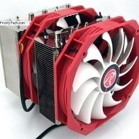 Raijintek THEMIS Evo - Advanced Performance - Germany Brand - DUAL FAN