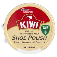 Kiwi Shoe Polish Neutral - 14gr