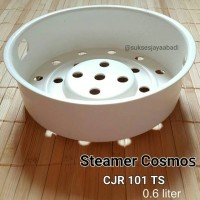 Steamer & Tempat Memanaskan Makanan Dalam Magic Com Cosmos 0,6 Liter