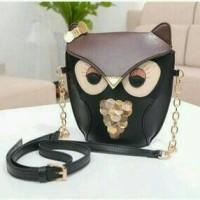 Jual Tas Fashion Korea Wanita Slingbag Slempang Import Murah Owl Murah