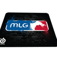 Mouse Pad SteelSeries QcK+ MLG Splatter (W 450 x L 400 x H 4mm)