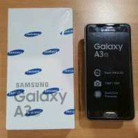 Samsung Galaxy A3 Ver.2016 BLACK Fullset - LIKE NEW