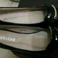 giovanni shoes inside hitam
