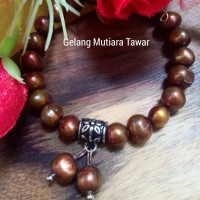 harga Gelang Mutiara Air Tawar Asli Lombok Tokopedia.com